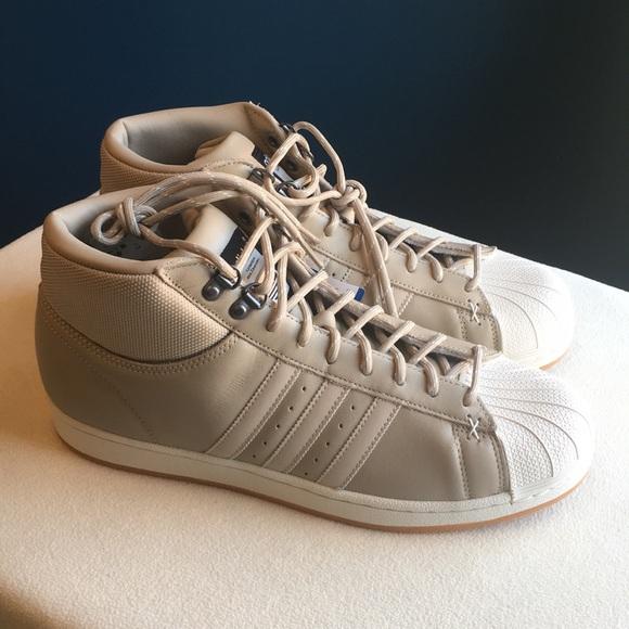 30d08a579542a0 NWT Adidas Pro Model shell toe shoes sz 11. NWT. adidas.  M 5b8aa5122830953d43112a3e. M 5b8aa4ac8158b5cb9b4d95ac.  M 5b8aa4c2b6a942b222281ac9
